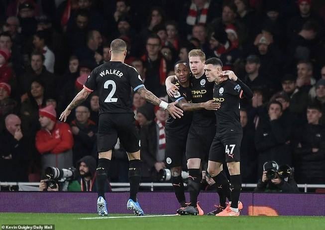 Khi Pep Guardiola không hài lòng Man City - ảnh 3