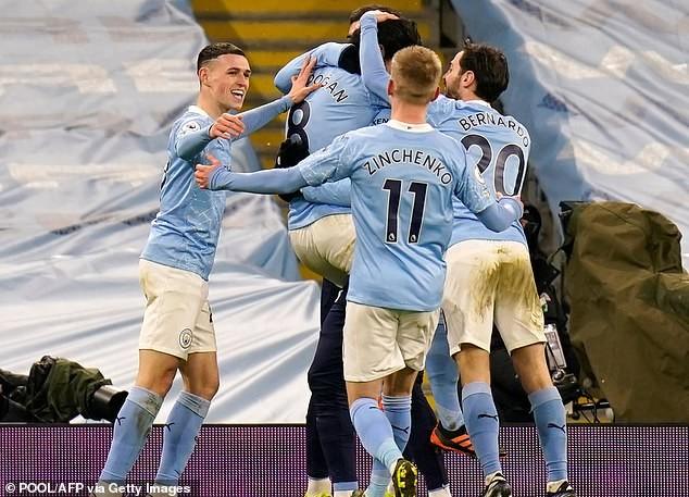Khi Pep Guardiola không hài lòng Man City - ảnh 1
