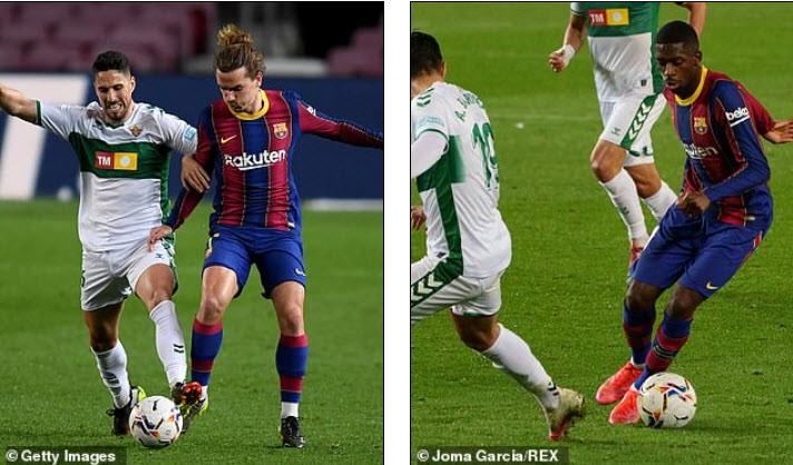 Koeman ca ngợi người tạo ra sự khác biệt ở Barcelona - ảnh 1