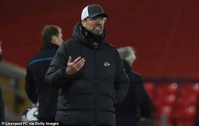Klopp đối mặt nguy cơ bị Liverpool sa thải - ảnh 3