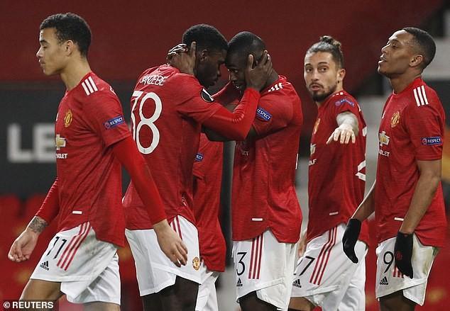 Bốc thăm Europa League: Ký ức MU và Ibrahimovic ùa về - ảnh 1