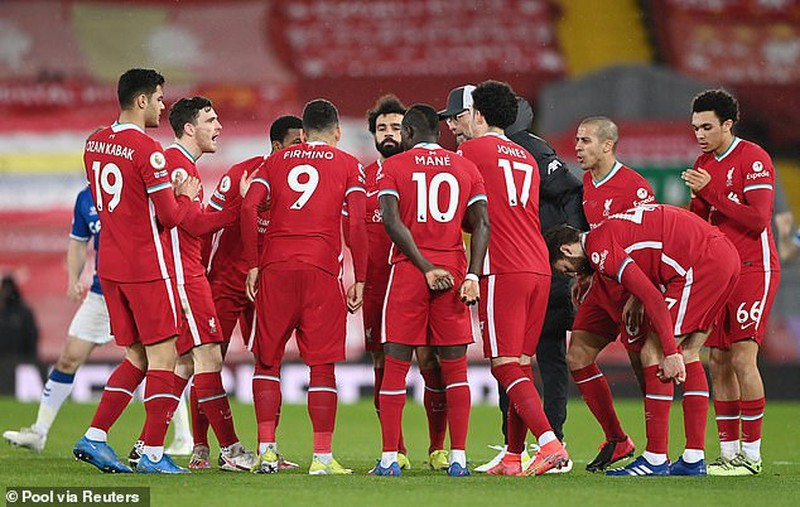 Klopp đối mặt nguy cơ bị Liverpool sa thải - ảnh 5