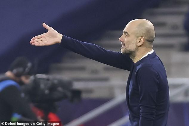 Guardiola nói về hành vi không thể kiểm soát - ảnh 3