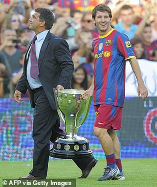 Cách duy nhất để Messi ở lại Barcelona - ảnh 2