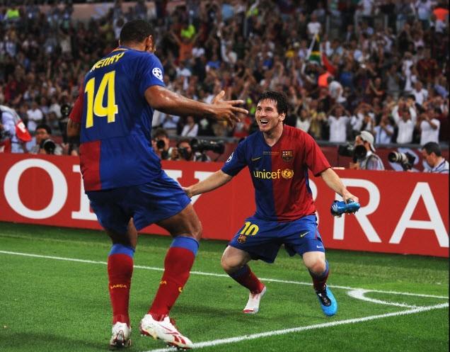 13 mùa cạnh tranh cực đỉnh giữa Ronaldo và Messi - ảnh 2