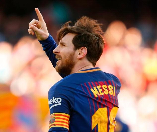 13 mùa cạnh tranh cực đỉnh giữa Ronaldo và Messi - ảnh 8