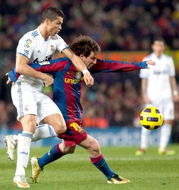 13 mùa cạnh tranh cực đỉnh giữa Ronaldo và Messi - ảnh 5