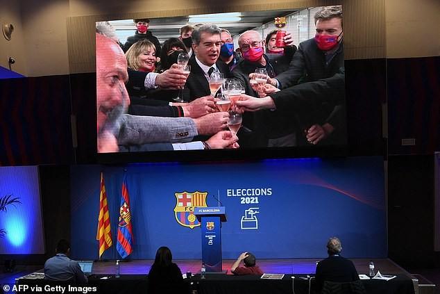 Barcelona có tân chủ tịch: Messi bỏ phiếu cho ai? - ảnh 5