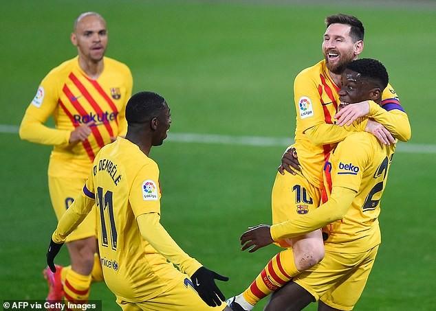 Barcelona có tân chủ tịch: Messi bỏ phiếu cho ai? - ảnh 6