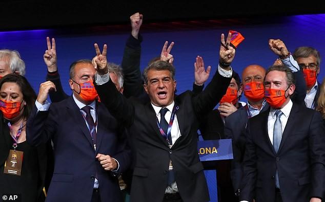 Barcelona có tân chủ tịch: Messi bỏ phiếu cho ai? - ảnh 4