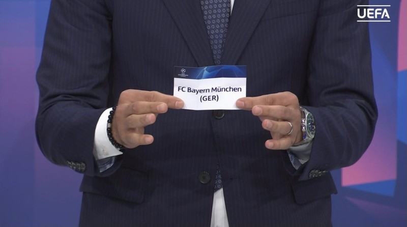 Bốc thăm Champions League: Bayern - PSG, Real - Liverpool - ảnh 2