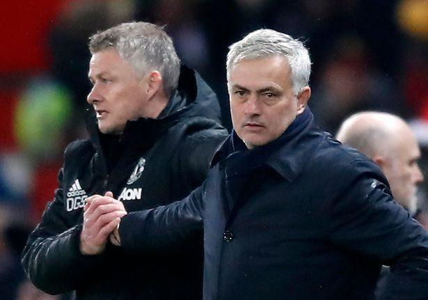 Mourinho xin lỗi Solskjaer - ảnh 4