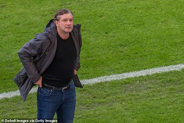 'Siêu cò' Raiola gây chiến với Borussia Dortmund vì Haaland - ảnh 1
