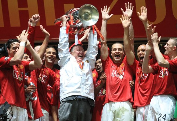 Sir Alex Ferguson phản đối dự án 'khủng' của MU - ảnh 3