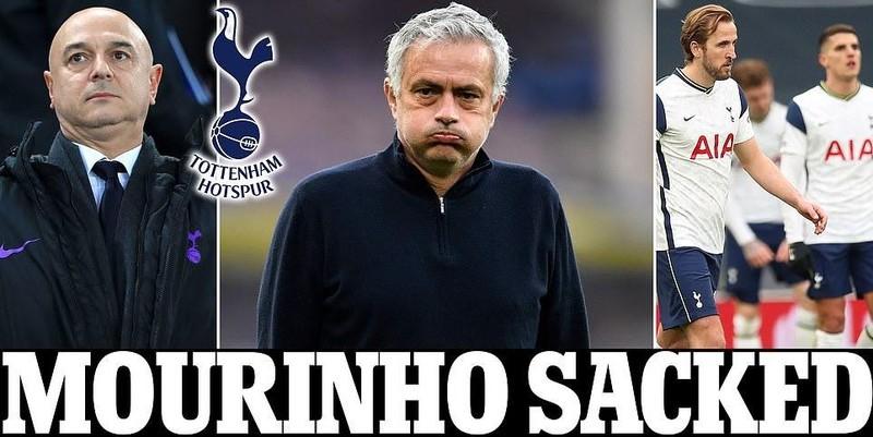 Tottenham sa thải Mourinho thay bằng 'tiểu Mourinho' - ảnh 1