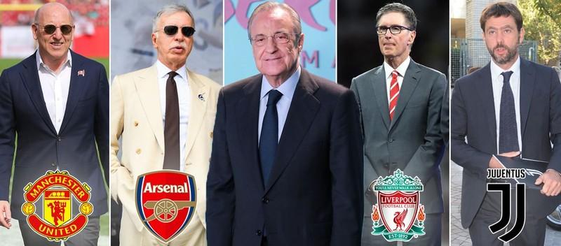 Chính thức thông qua European Super League: Thế giới rúng động - ảnh 2