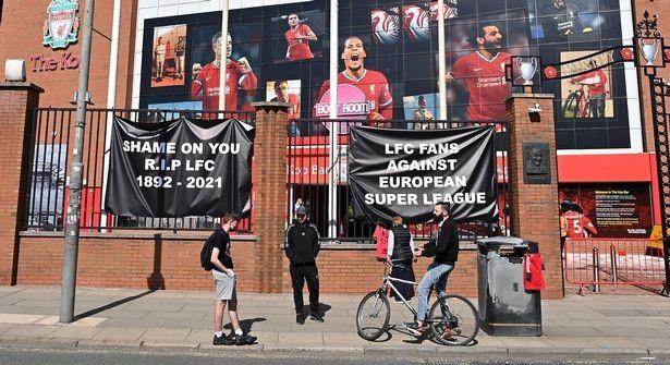 Klopp phá vỡ im lặng về European Super League - ảnh 3