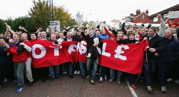 Sir Alex Ferguson và con ngựa giúp nhà Glazer mua MU - ảnh 4