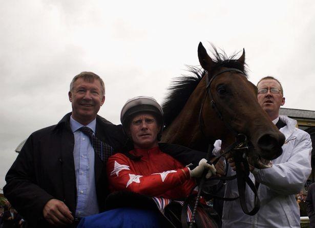 Sir Alex Ferguson và con ngựa giúp nhà Glazer mua MU - ảnh 1