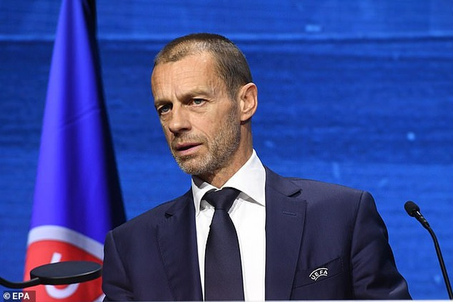 UEFA sẽ phạt nặng 12 CLB tham gia Super League - ảnh 2