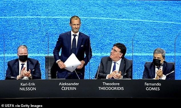 UEFA sẽ phạt nặng 12 CLB tham gia Super League - ảnh 4