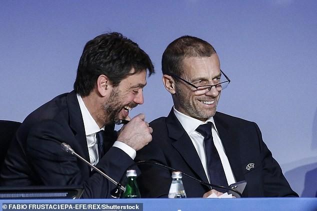 UEFA sẽ phạt nặng 12 CLB tham gia Super League - ảnh 5