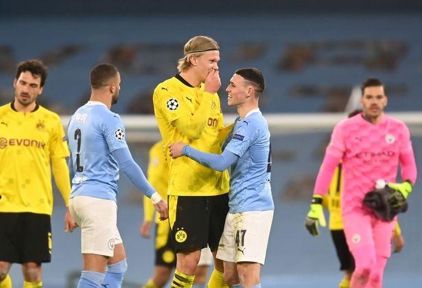 Kane và Haaland chuẩn bị gia nhập MU và Man City - ảnh 2