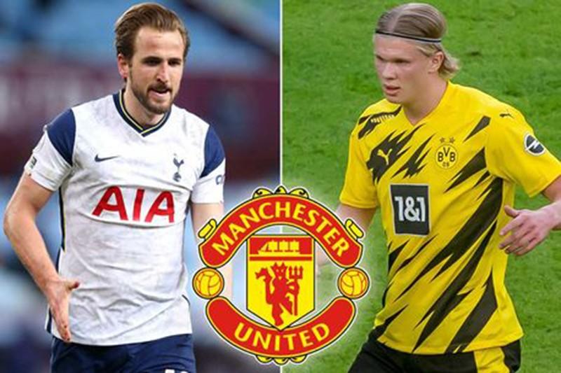 Kane và Haaland chuẩn bị gia nhập MU và Man City - ảnh 1