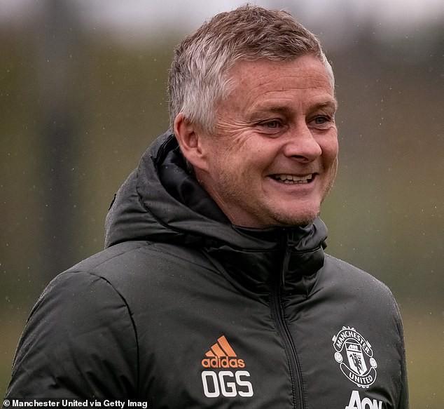 Giấc mơ của Solskjaer ở Manchester United - ảnh 1