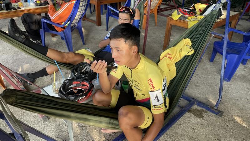 Kẹt xe ở đèo Bảo Lộc, chặng cuối Cúp Truyền hình chưa thể đua - ảnh 5