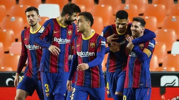 La Liga điều tra Lionel Messi - ảnh 1