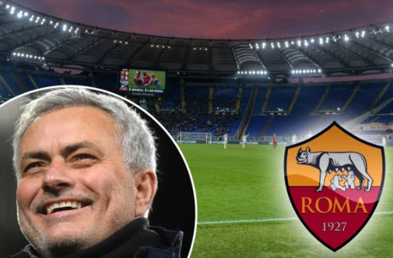 Sốc: Mourinho được bổ nhiệm làm HLV trưởng AS Roma - ảnh 1