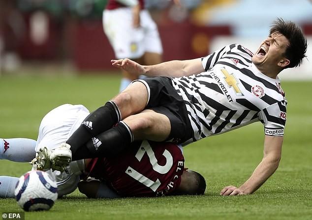 MU xác nhận tình trạng chấn thương nặng của Maguire - ảnh 2