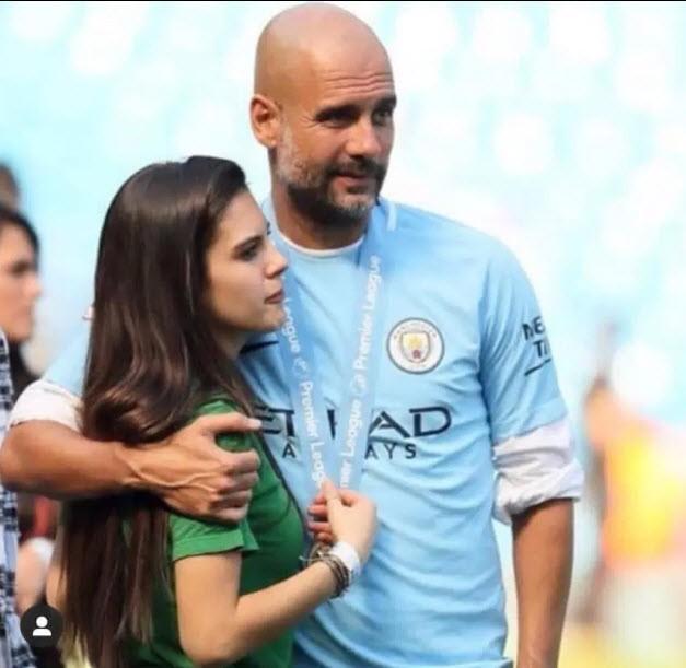 Ngôi sao Tottenham tán tỉnh con gái của Pep Guardiola - ảnh 9