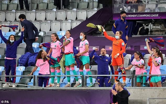 'Hủy diệt' Chelsea, nữ Barcelona đăng quang Champions League - ảnh 6