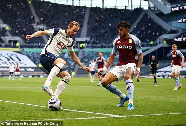 Harry Kane xúc động tạm biệt người hâm mộ Tottenham - ảnh 6