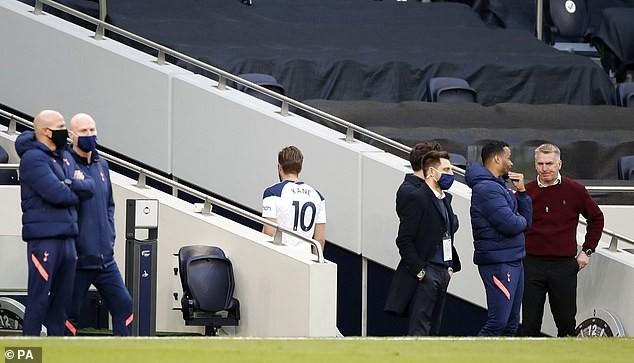 Harry Kane xúc động tạm biệt người hâm mộ Tottenham - ảnh 4
