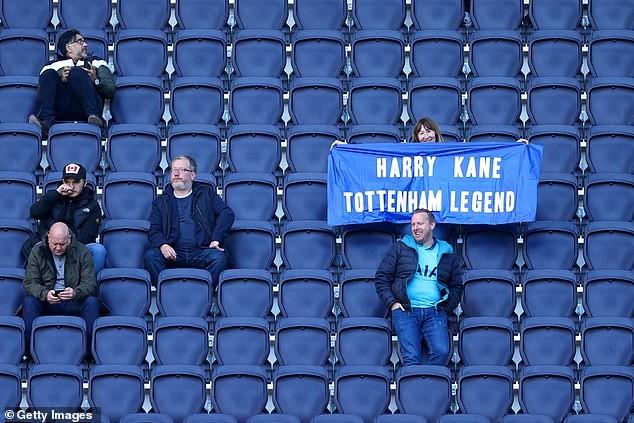 Harry Kane xúc động tạm biệt người hâm mộ Tottenham - ảnh 5