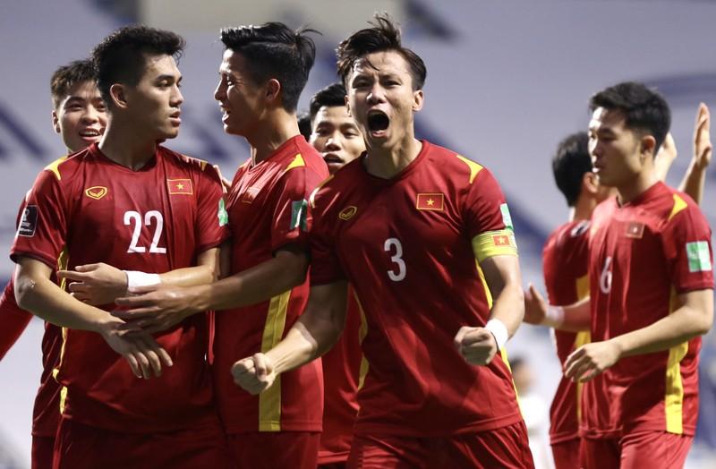Hạ Malaysia kịch tính, Việt Nam tiến sát giấc mơ World Cup - ảnh 14
