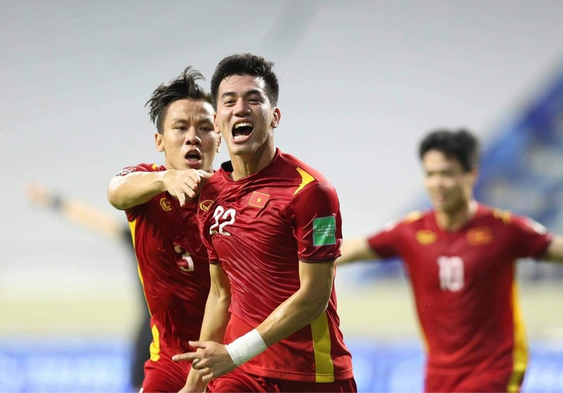 Hạ Malaysia kịch tính, Việt Nam tiến sát giấc mơ World Cup - ảnh 6