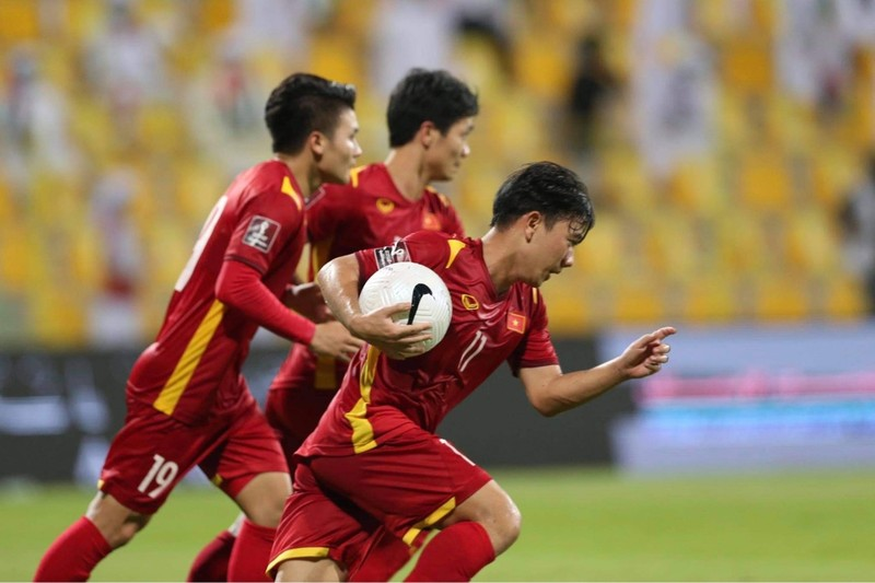 Ngược dòng bất thành, Việt Nam vẫn giành vé đi tiếp ở World Cup - ảnh 1
