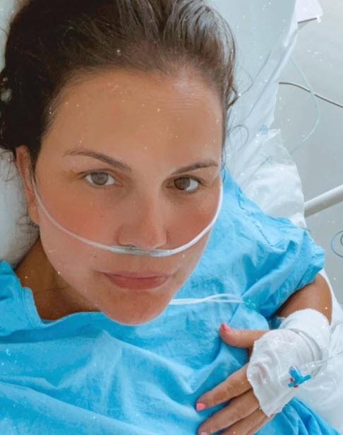 Chị gái Ronaldo nhập viện khẩn cấp - ảnh 2