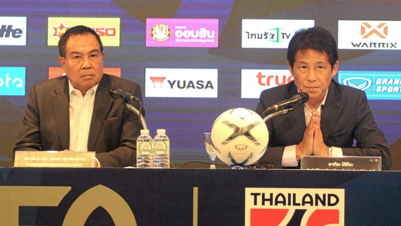 Lí do bóng đá Thái Lan sa thải HLV Nishino - ảnh 2