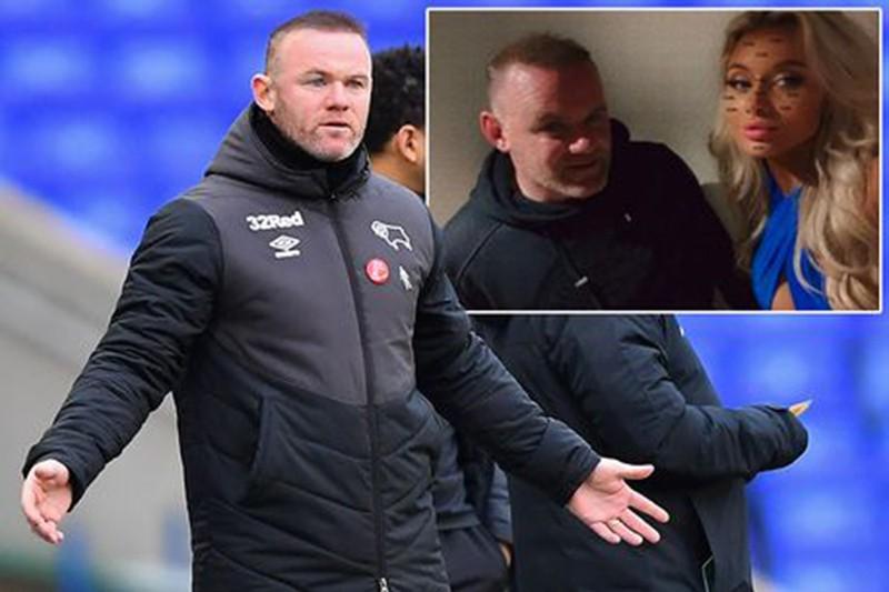 Rooney: 'Tôi đã mắc sai lầm, tôi xin lỗi' - ảnh 5