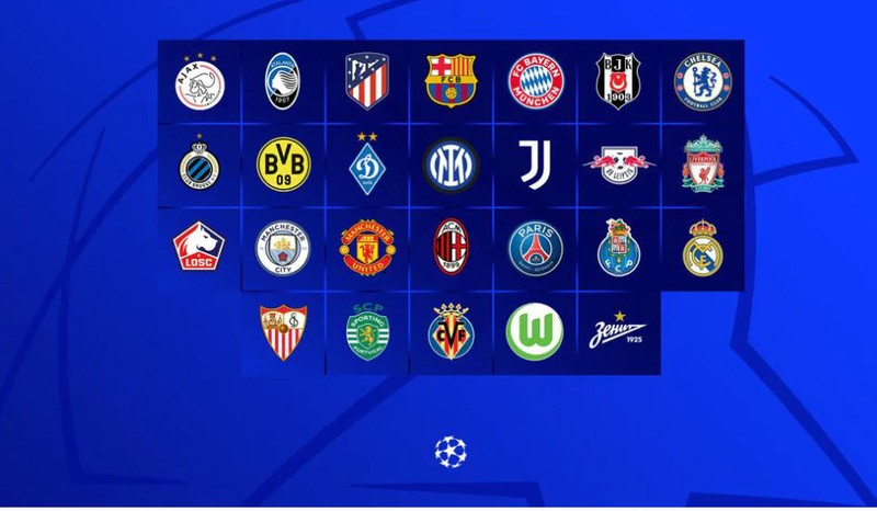 MU, Man City, Liverpool, Chelsea gặp ai ở Champions League - ảnh 3