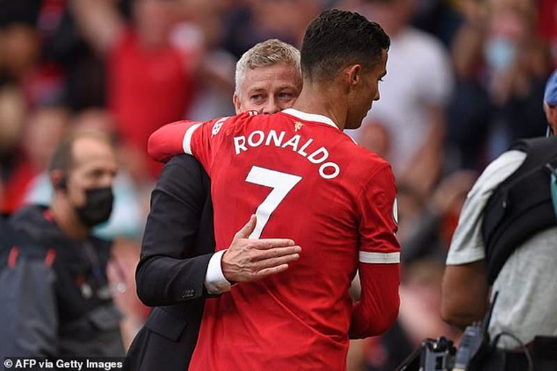 Solskjaer: 'Ronaldo quá tàn nhẫn' - ảnh 3