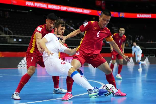 Hòa Czech, tuyển Việt Nam tái lập lịch sử ở World Cup - ảnh 10