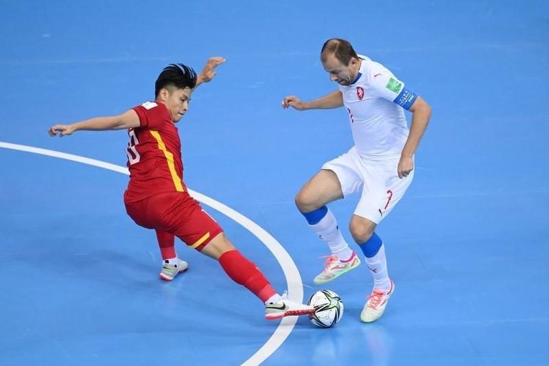 Hòa Czech, tuyển Việt Nam tái lập lịch sử ở World Cup - ảnh 7