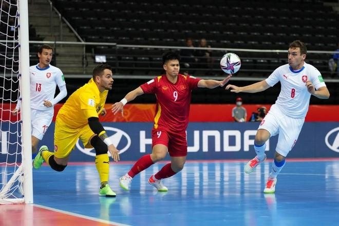 Hòa Czech, tuyển Việt Nam tái lập lịch sử ở World Cup - ảnh 3