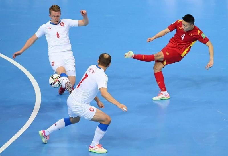 Hòa Czech, tuyển Việt Nam tái lập lịch sử ở World Cup - ảnh 6